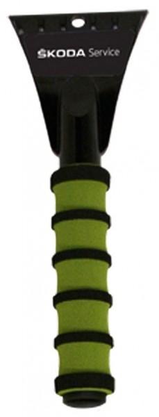 Eiskratzer 25 cm mit Softgriff grün - Saisonware, Lieferung solange Vorrat reicht