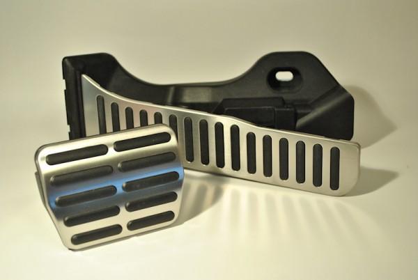 Edelstahl Pedal-Blenden für Fahrzeuge mit DSG