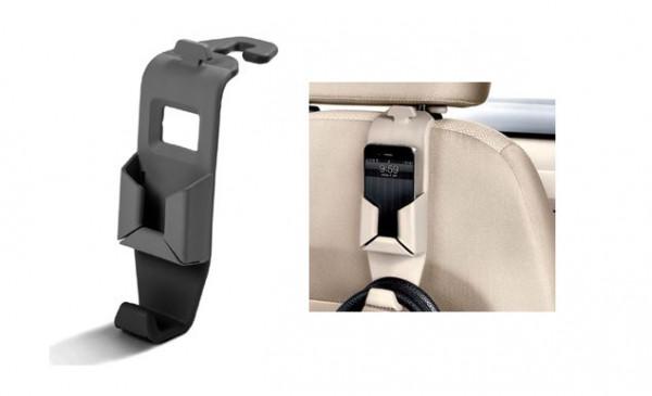 Universalhalter für Kopfstütze, schwarz