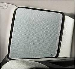 Sonnenschutz Kofferraum-Seitenscheiben