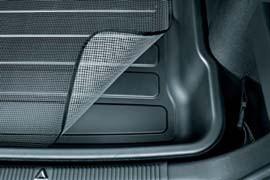 Antirutschmatte für den Kofferraum