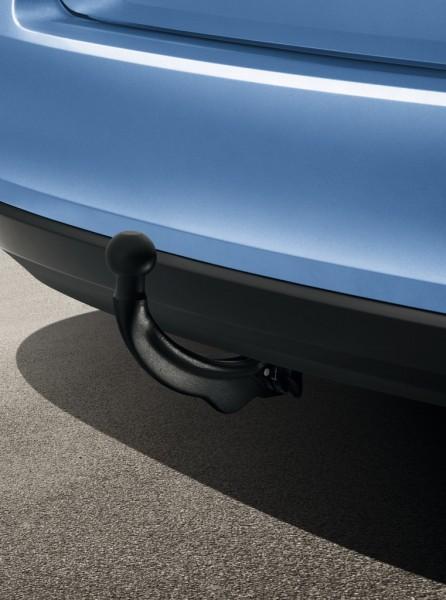 Anhängerkupplung - abnehmbar für RAPID Limousine