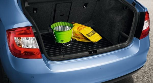 Gummimatte für Kofferraum