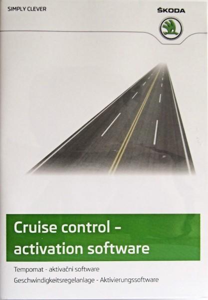 Aktivierungssoftware für Geschwindigkeitsregelanlage