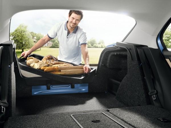 Kofferraum-Transporteinlage