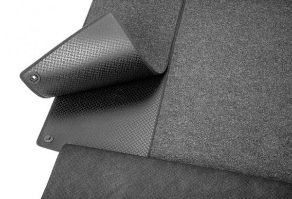 Kofferraumwendematte Gummi/Textil