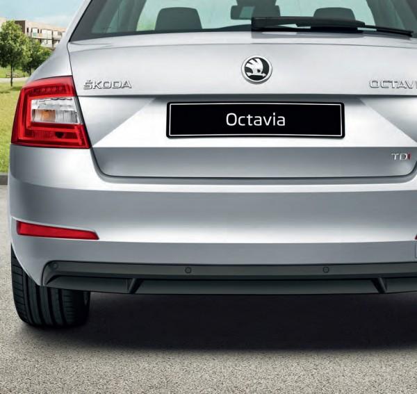 Einparkhilfe hinten Octavia III