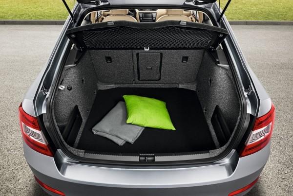 Textilmatte für Kofferraum Premium