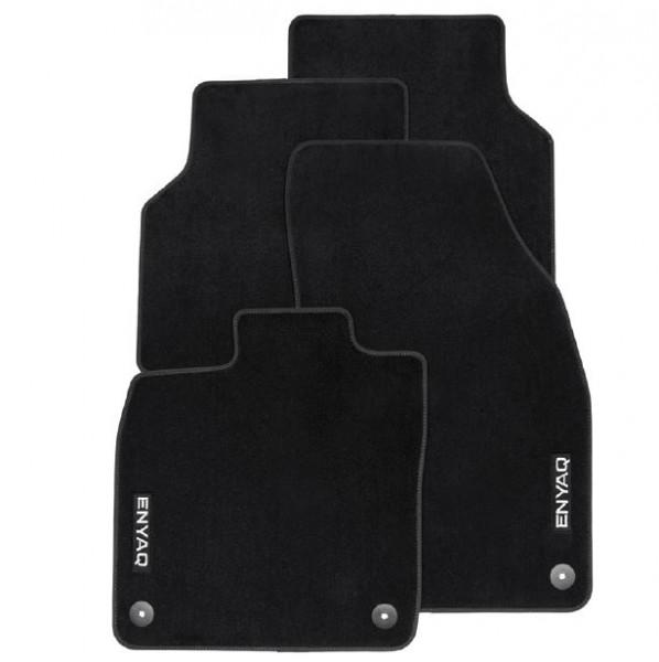 Textilfußmatten-Set Premium ENYAQ