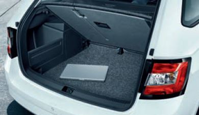 Kofferraumzwischenboden Fabia III Combi