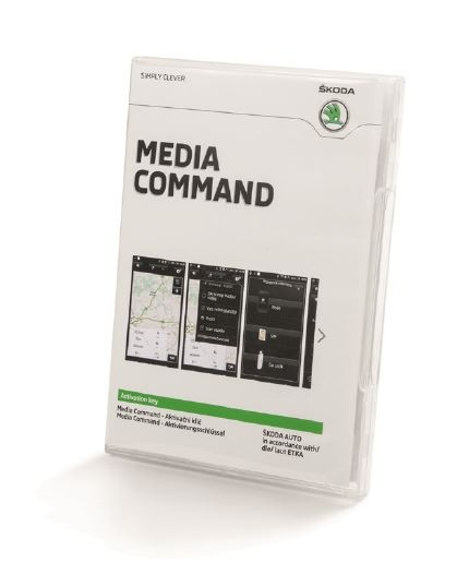Media Command Aktivierungssoftware