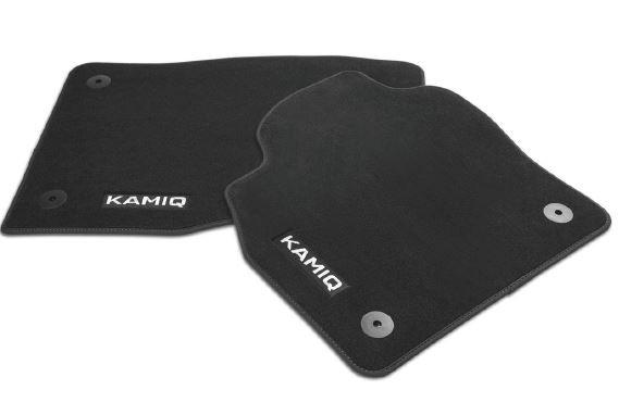 Textilfußmatten-Set Standard KAMIQ