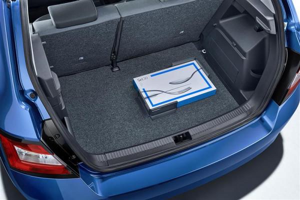 Cargoelemente für den Kofferraum, 2 St.